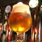 ベルギービールバー 麦酒本舗 - デリリウム・トレメンス樽生