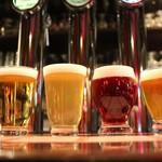 ベルギービールバー 麦酒本舗 - 樽生試飲セットは4種類の樽生ビールを味わえます