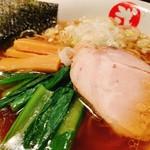 和浦酒場 弐 - 料理写真:鶏ガラ醤油ラーメン