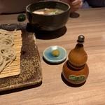 花そば・料理 ゆう - 柚子胡椒・粉山椒