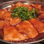 昭和大衆ホルモン - おっぱいと赤センマイ