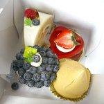 シューベルト - 購入ケーキ