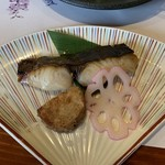 和ごころ 福久 - 鰆の西京焼き