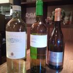 アーシュ・エム - ドリンク写真:ワインの種類は40種類以上