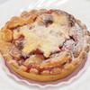 パティスリー タツヤ ササキ - 料理写真:苺とルバーブのタルト