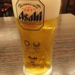 海鮮本陣 魚祭 - 生ビール