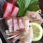 はるみ - 真鯛は8枚とたっぷり
