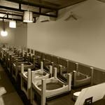 天晴 - 「別邸」と呼ばれる空間は最大30名様までの宴会に対応できます。