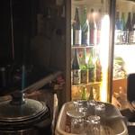 純米酒バー すじかい - 店内