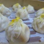 厚得福湯包麵食專賣店 - 料理写真:蟹黄湯包(TWD140)