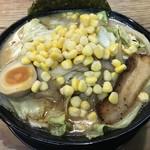 いっとく家らーめん - 料理写真:いっとくスペシャル味噌(太麺)