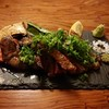 Sumiyakirobatafujiyama - 料理写真:和牛タンの炭焼 100g(1900円)