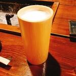 104952236 - 生ビール(竹ジョッキ)