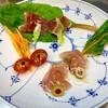 レストラン たしろ - 料理写真:生ハム セット