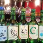 大韓民食ボッコチュクチェ - 韓国ソジュ色々