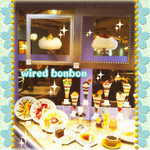 Wired bonbon  -