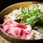 かぐら - 料理写真:すき焼き