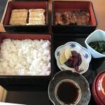 うなぎ松倉 - 料理写真: