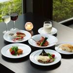 Restaurant H&A - 料理写真:人気コースメニュー