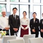 Restaurant H&A - 料理写真:料理長とスタッフ
