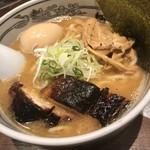 麺屋武蔵 神山 - 迫力満点