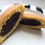 麻布野菜菓子 - 野菜餡のどら焼き 紫芋
