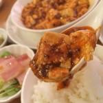 川菜味 - ご飯も進みます。