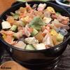 纏 - 料理写真:バラちらし丼