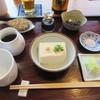 狭山 翁 - 料理写真:「そばセット」