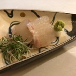Hirosaku - ヒラメの昆布締め