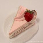 ラトリエ ドゥ アンティーク - シャンティ桜 さくらのショートケーキ