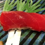 第三春美鮨 - シビマグロ 赤身 165kg 熟成5日目 延縄漁 東京都三宅島