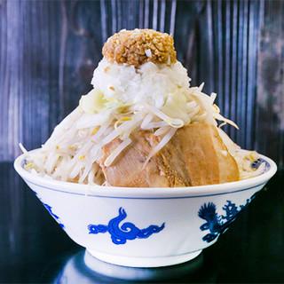 定番「雅狼麺」