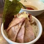 104984218 - ちゃーしゅーごはん(麺類セット300円)
