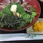 南国サービスエリア(上り線) 魚菜市場 - 料理写真: