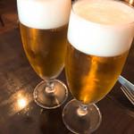 メルジェリーナ - ビールで乾杯!