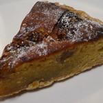 天然酵母パン オ フルニル デュ ボワ - イチジクのタルト
