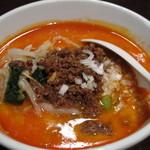 陳麻家 - 半担々麺(420円) 11.09.25.