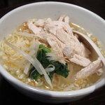 陳麻家 - 半鶏そば 11.09.25.