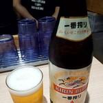 長浜ナンバーワン  - 瓶ビール