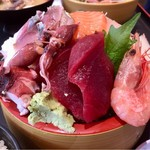 タカマル鮮魚店 - メインの新鮮な海鮮