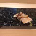新宿御苑すし 西 - * お昼のおまかせコース 握りのみ (税抜) 12,000円