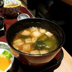 ニクバル CARNIVOR - お味噌汁