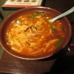 104997206 - 酸辣湯麺