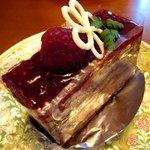 Esprit de Paris - ('08/12)木苺とチョコクリーム(\399)