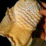 薄皮鯛焼 しっぽのあんこ - しっぽのあんこ クリーム(130円)