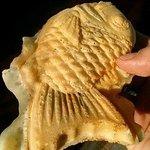薄皮鯛焼 しっぽのあんこ - しっぽのあんこ 小倉餡(120円)