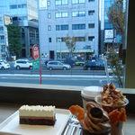 リンツ ショコラ カフェ - 2F