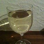 La Bergerie - 白ワイン(温度管理が上々で美味い)