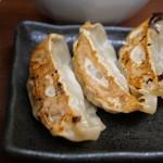 らーめん 大鳳 - 鶏餃子